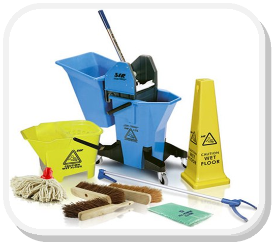 JANITORIAL - EQUIPMENT