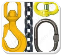 LIFTING CHAIN AND COMPONENTS ()