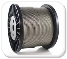 STAINLESS STEEL WIRE ROPE &amp FITTINGS (6)