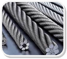 STEEL WIRE ROPE AND FITTINGS (12)