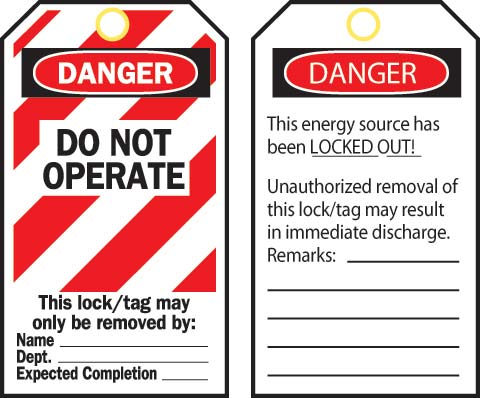 LOCKOUT TAGOUT (0)